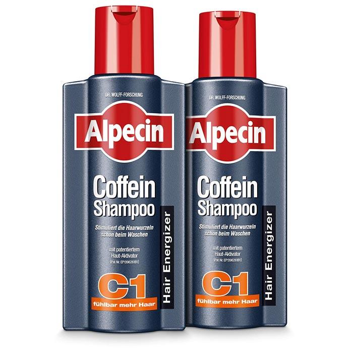 Alpecin-Haarwuchsmittel