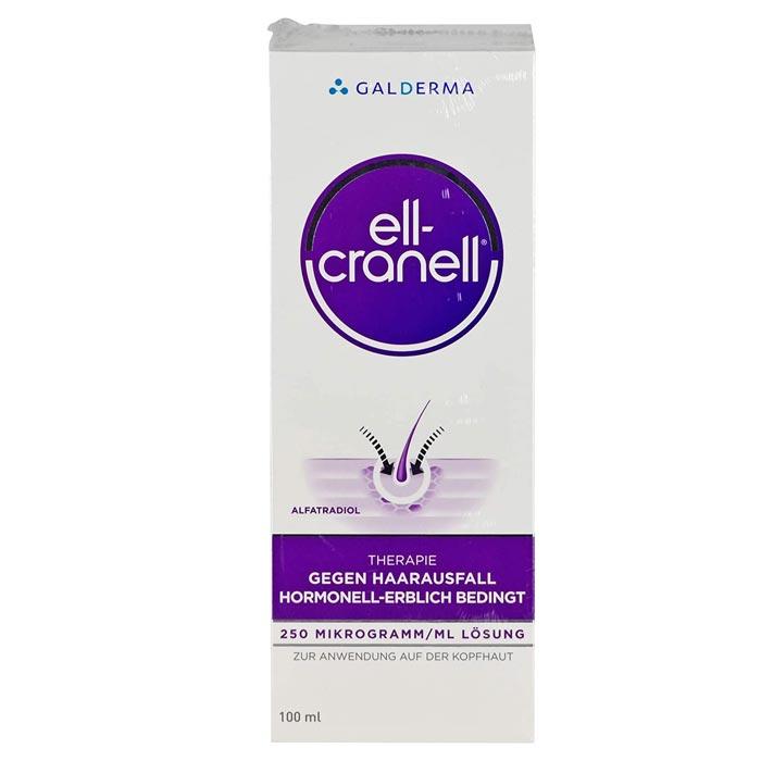 Ell-Cranell-Haarwuchsmittel